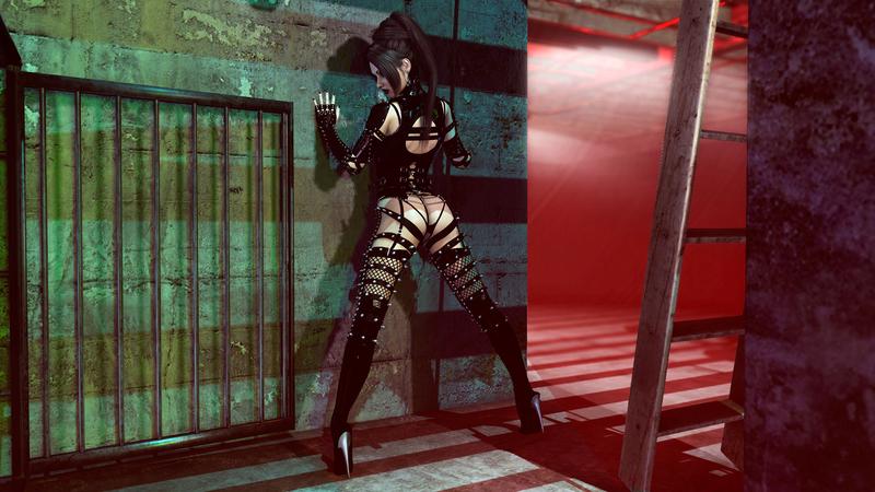 KD Goth Basement
