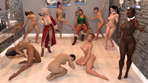 Nine Ladies Dancing