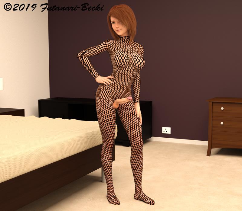 Full Body Fishnet