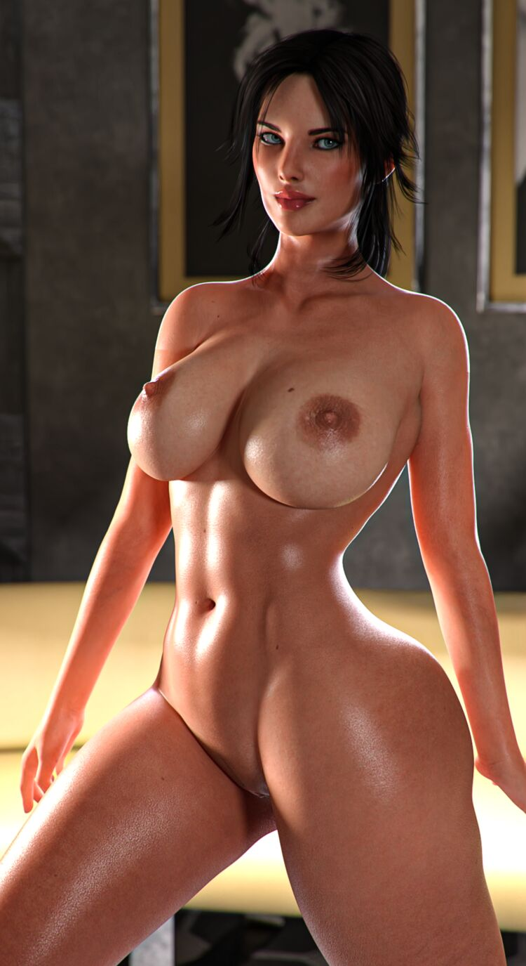 Caroline Maid Nude 3