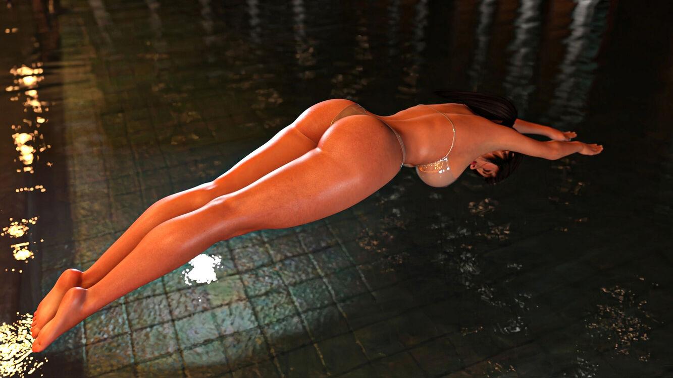 Caroline Pool 4