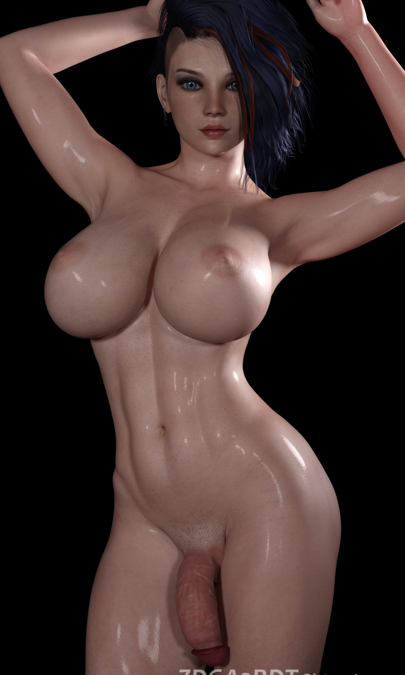 FUTA CHARACTER NAKED SEXY POSES CLOSE-UP