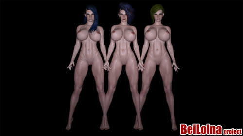 Work report 2021 - 3 sister body set