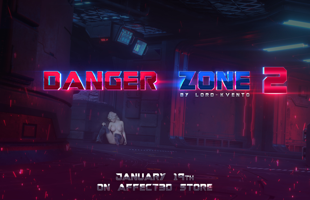 Danger Zone 2 - WIP 2