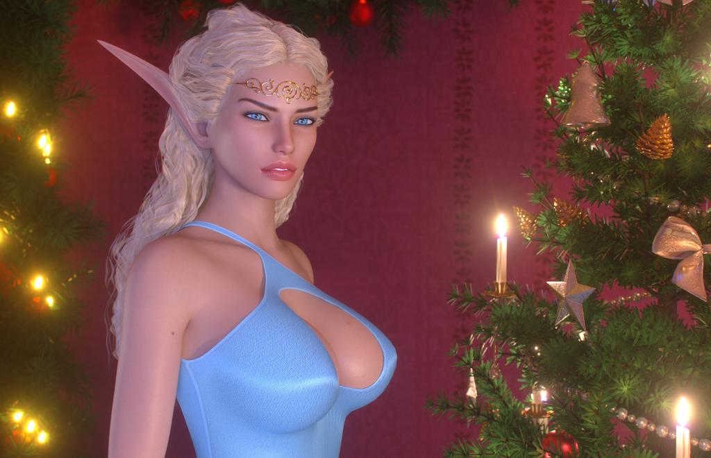 Magic Christmas - some arts