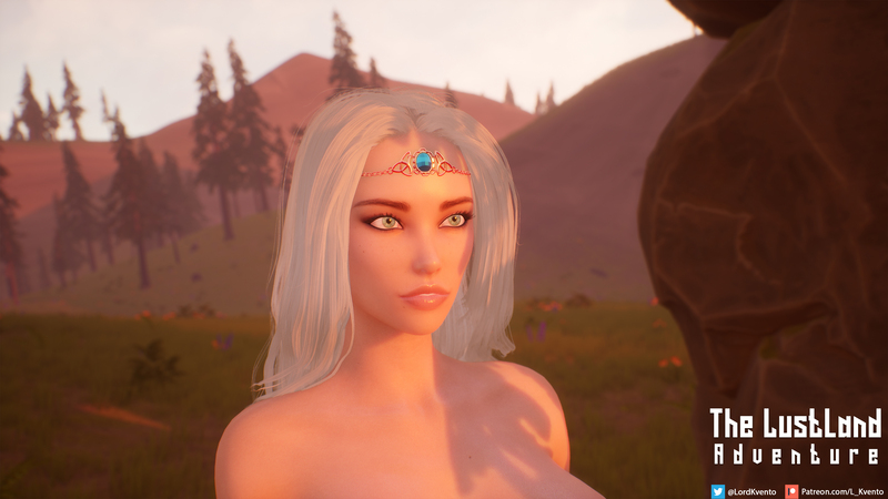 The Lustland Adventure - added the new hair style and tiaras