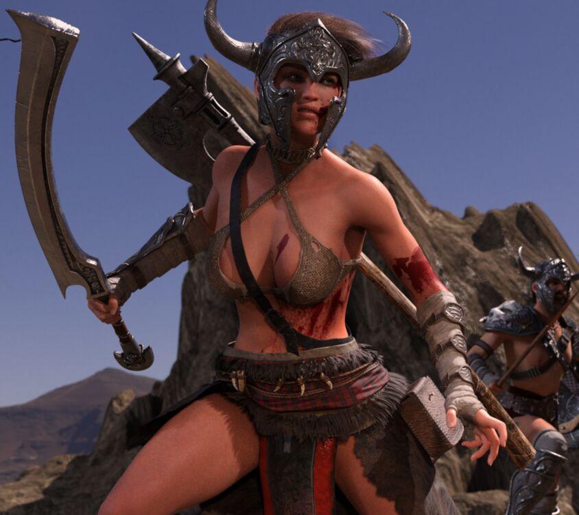 Blood Maiden