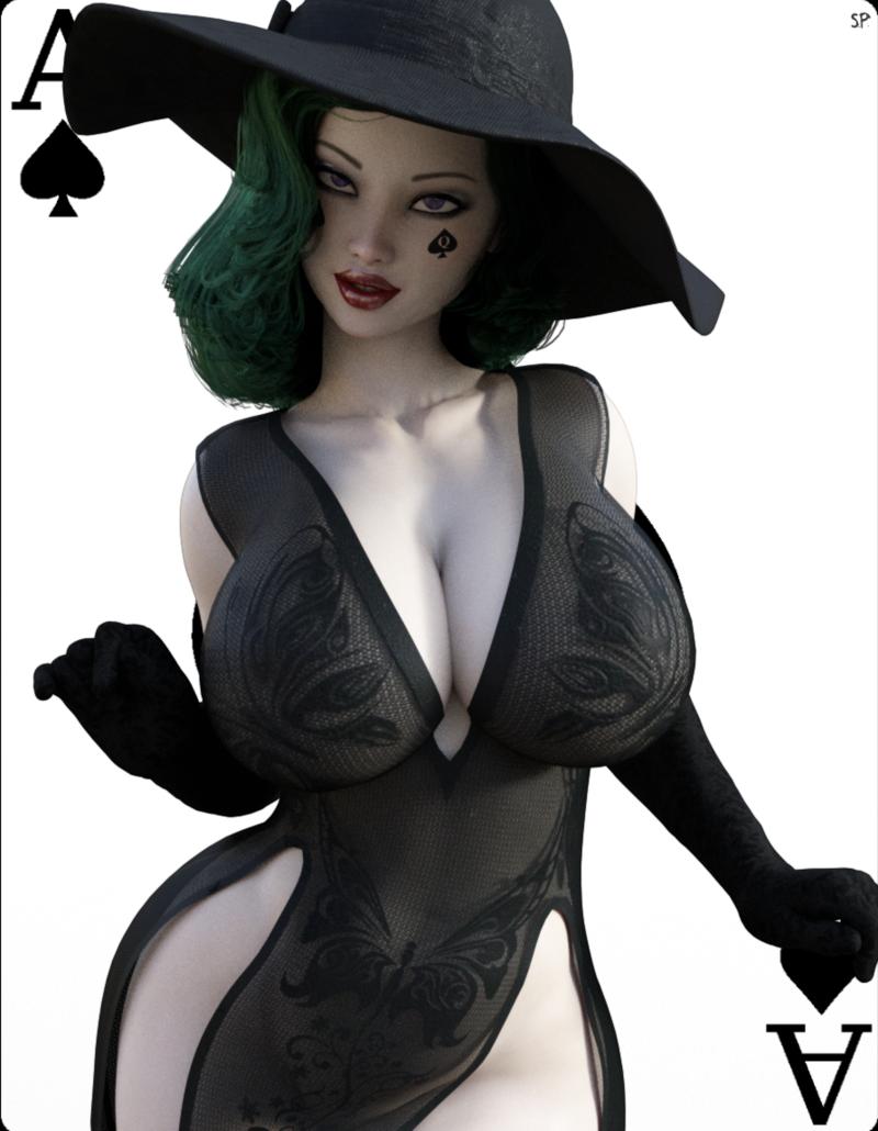Eclipsa (SVTFOE) (Queen of spades)