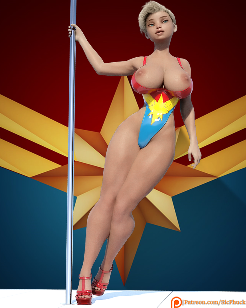 Captain Marvel (Stripper)