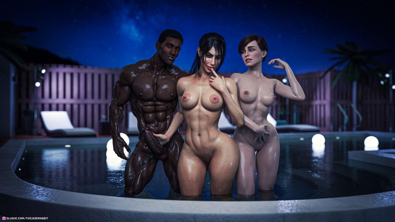 Skinny Dip With Kim & Emma