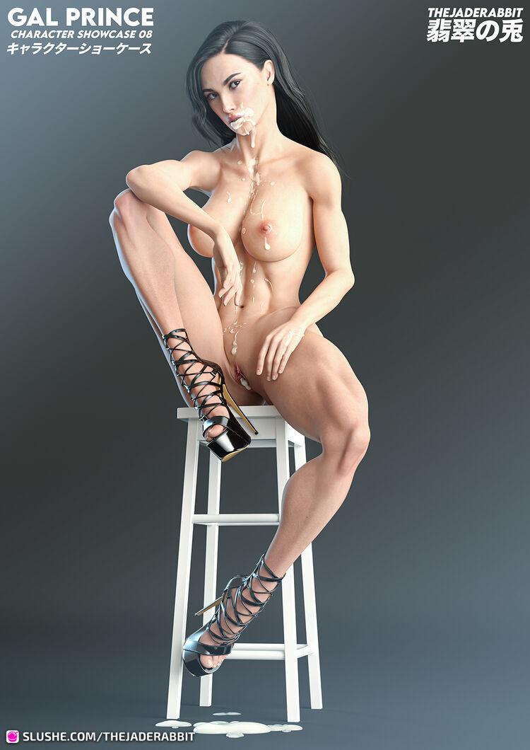 008 Gal Prince - Nude Showcase