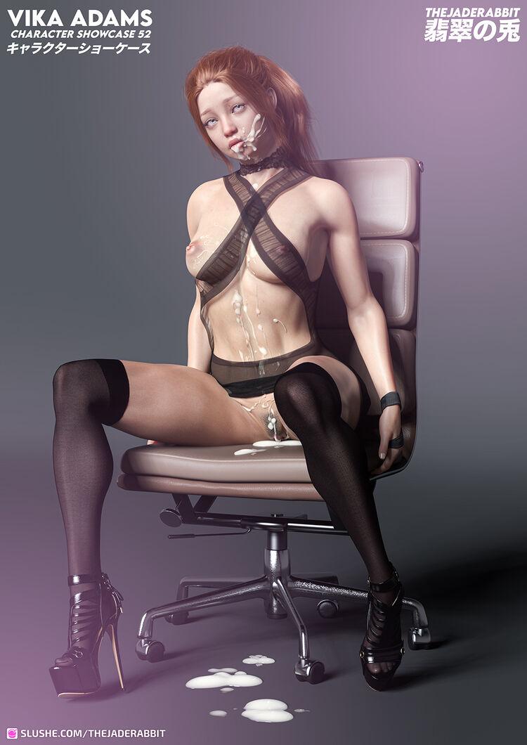 052 - Vika Adams - Clothed Showcase