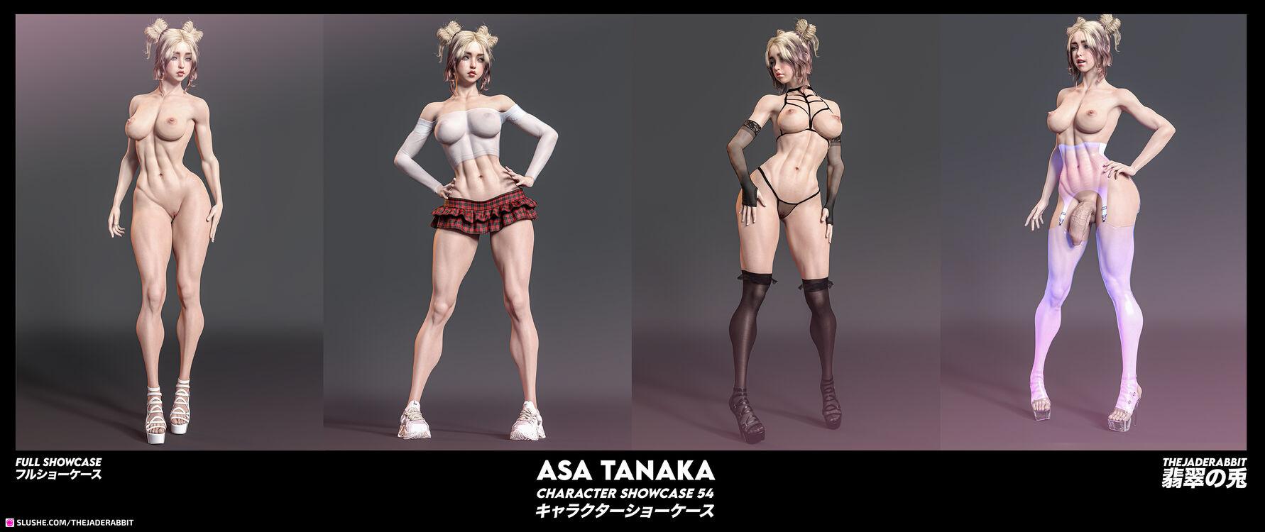 050 Asa Tanaka - Full Showcase