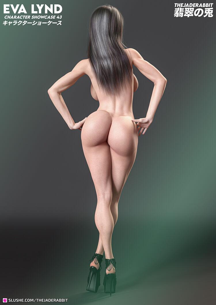 043 Eva Lynd - Nude Showcase