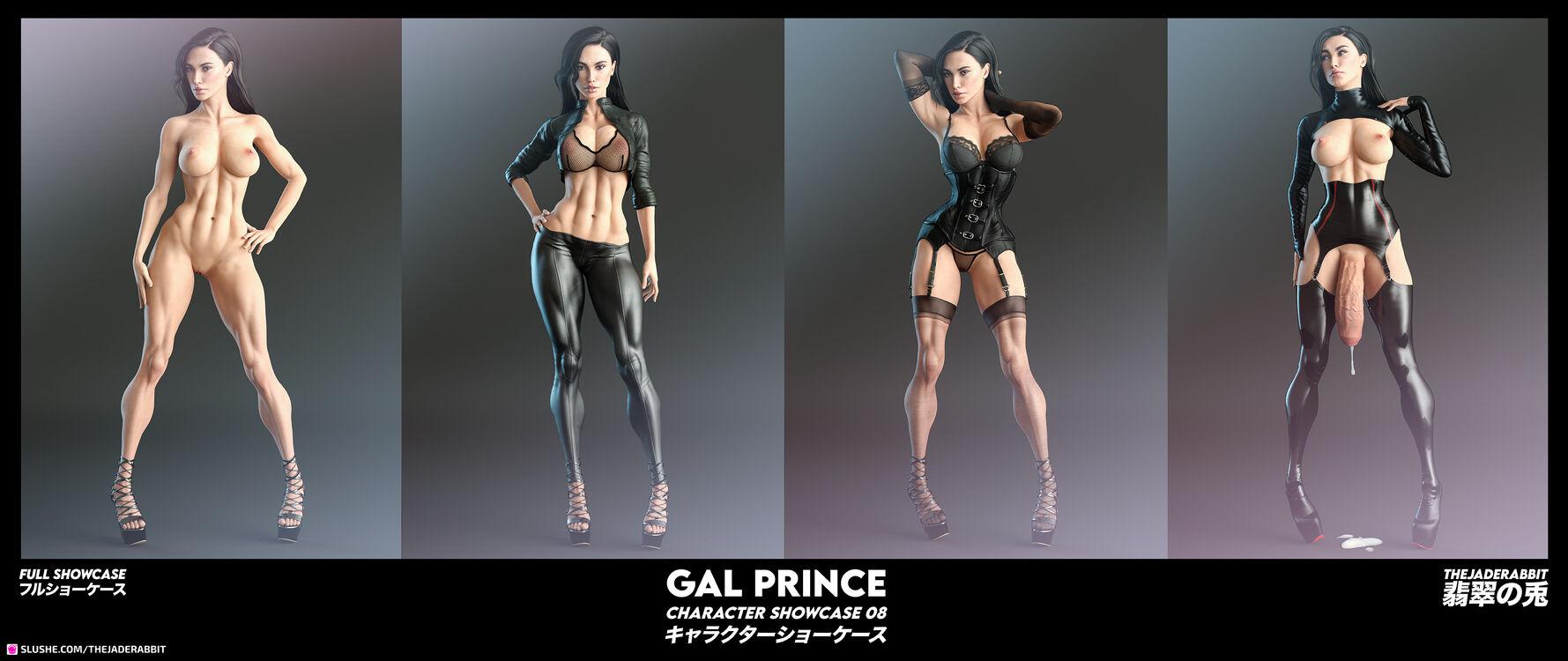 008 Gal Prince - Full Showcase