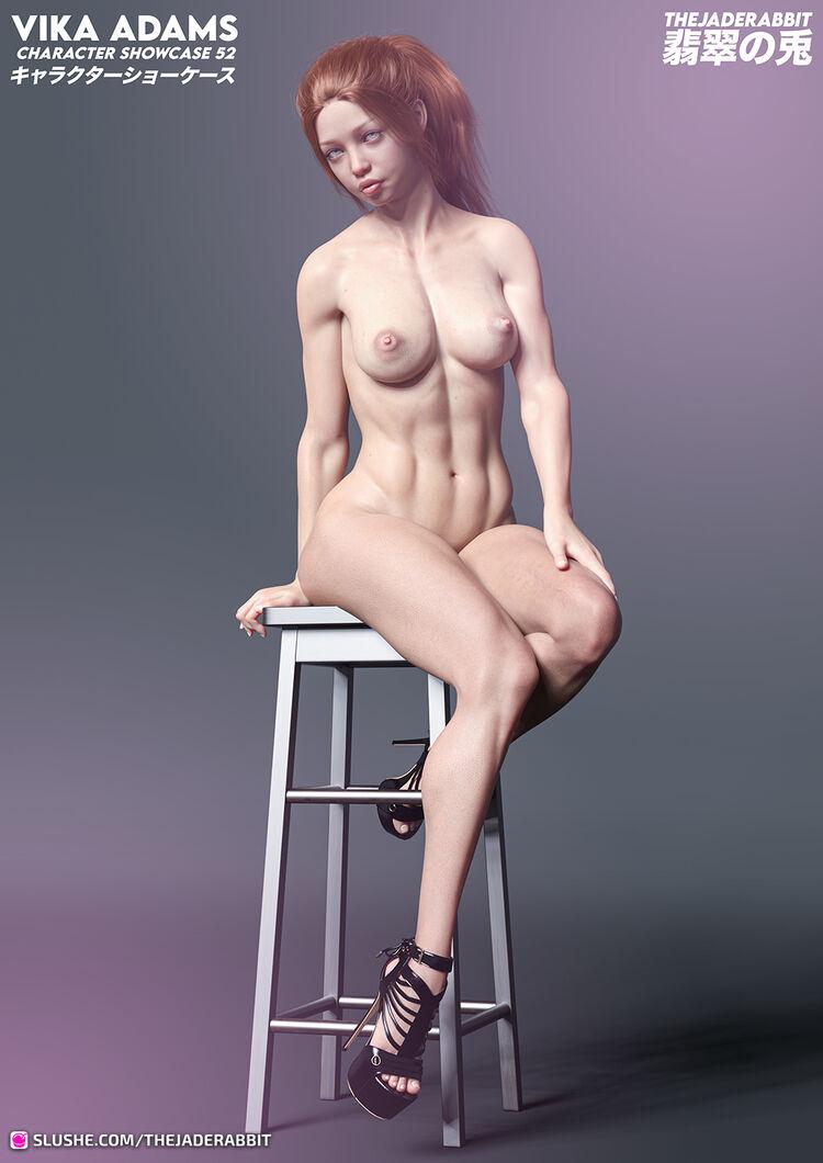 052 - Vika Adams - Full Showcase