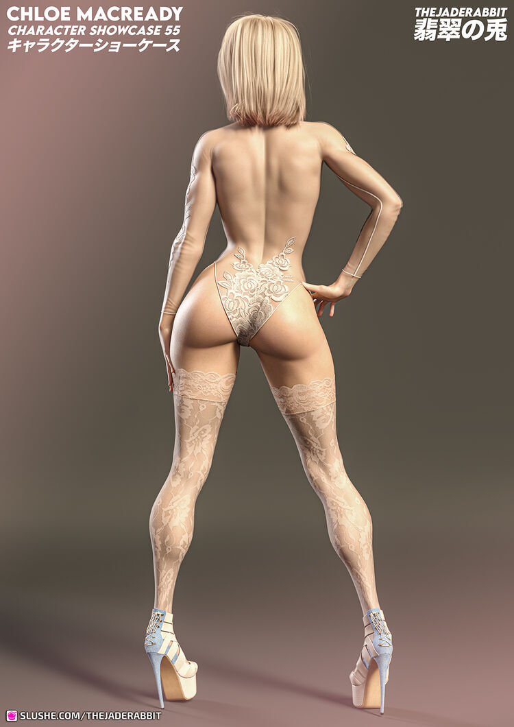055 Chloe Macready - Nude Showcase