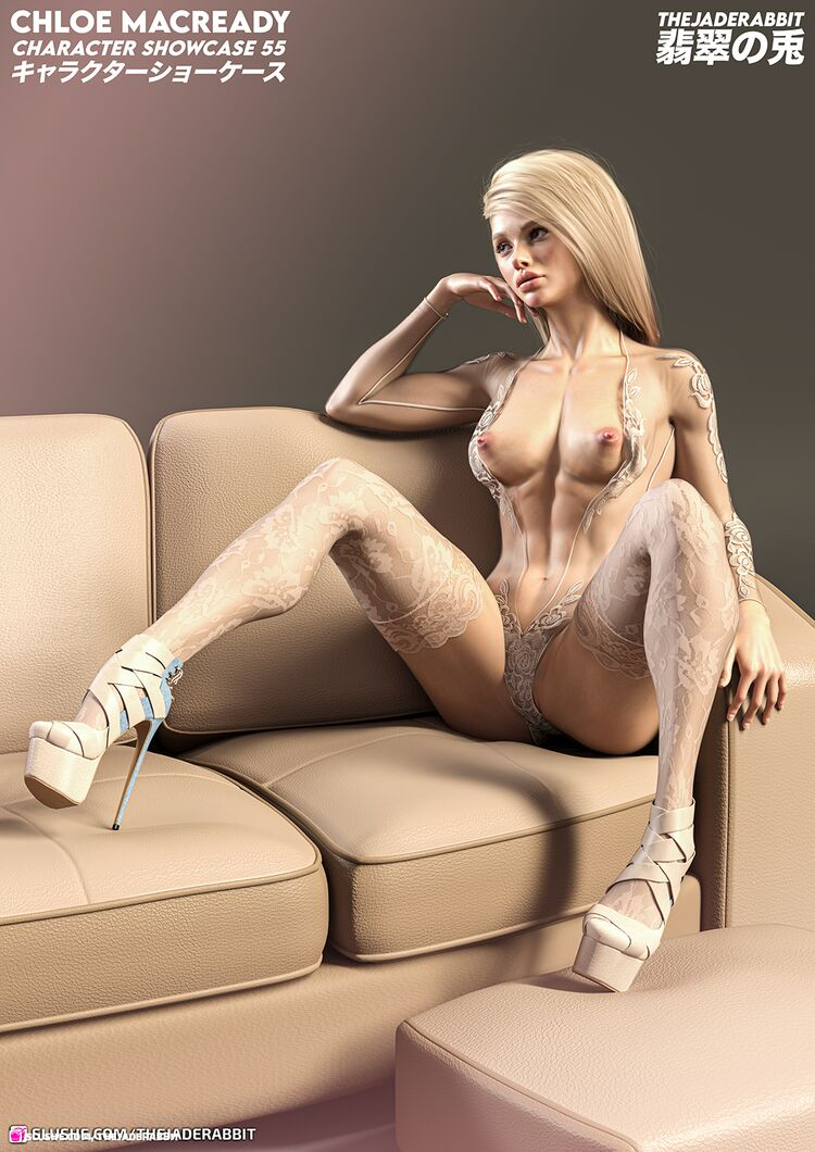 055 Chloe Macready - Lingerie Showcase