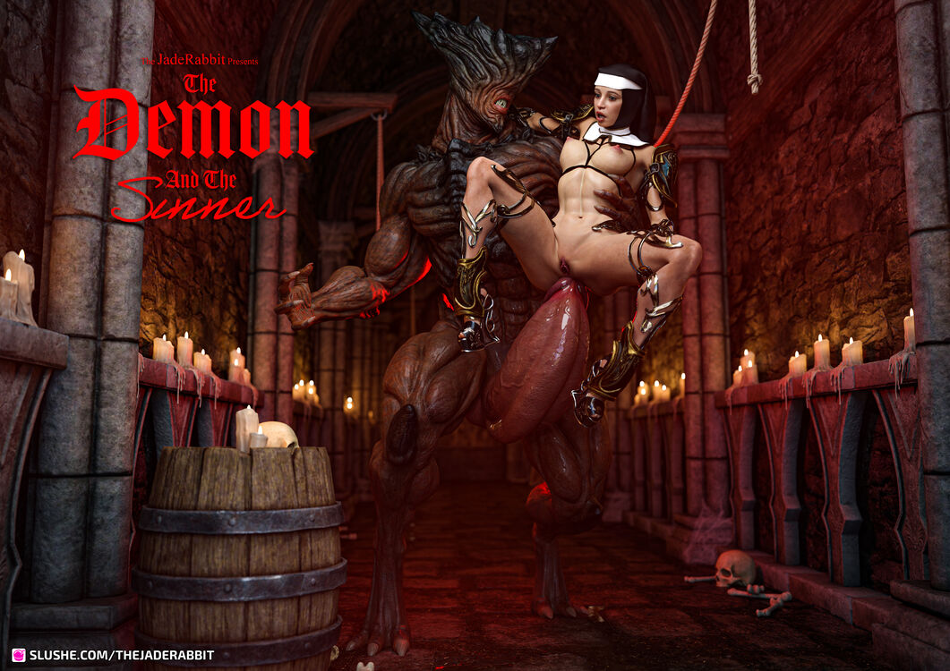 The Demon And The Sinner Part 3