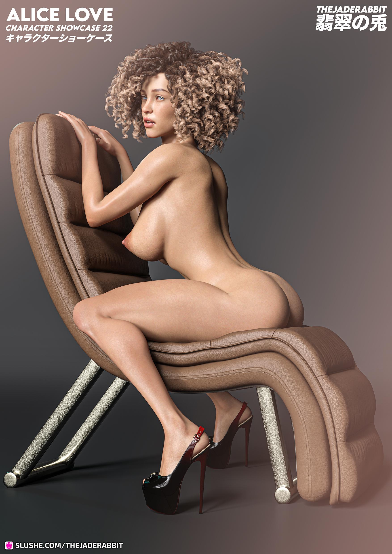 022 Alice Love - Nude Showcase