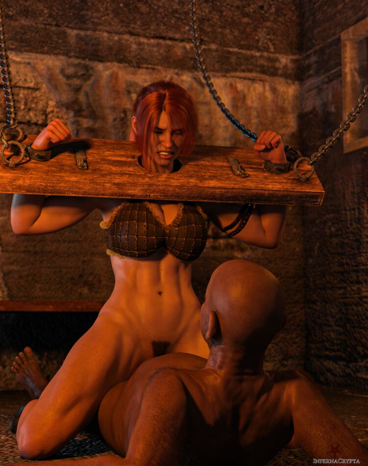 Red Sonja: Brothel Whore