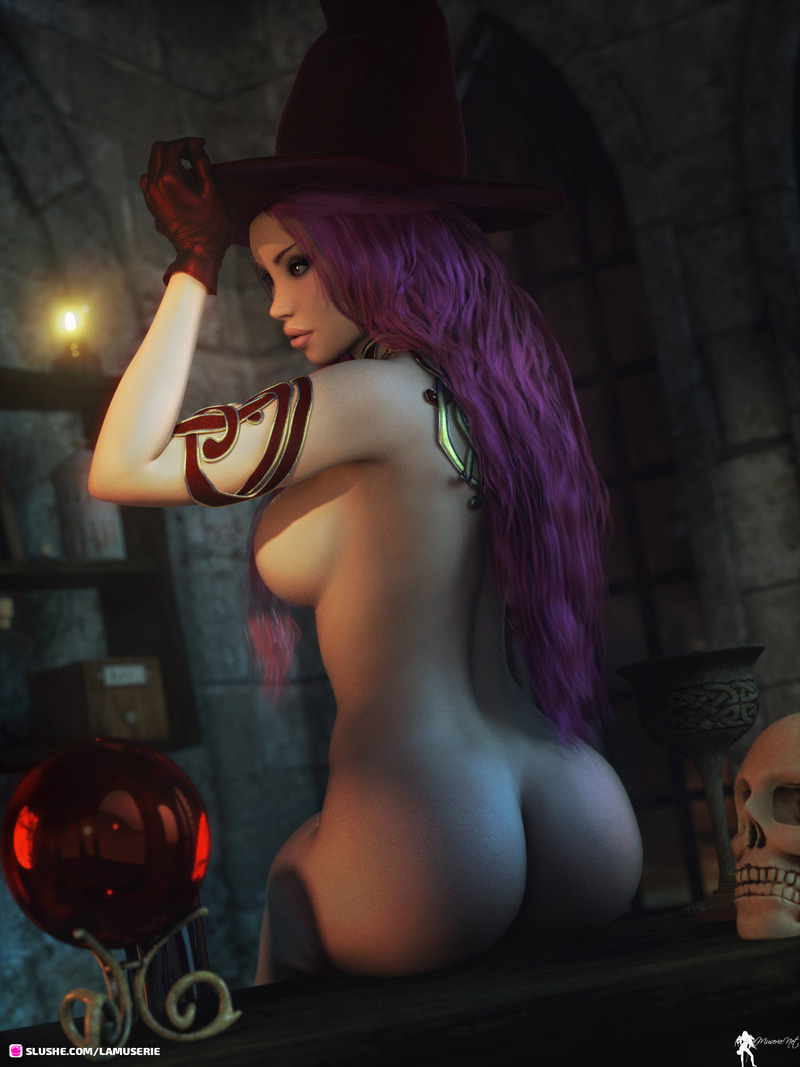 Hot Witch 5