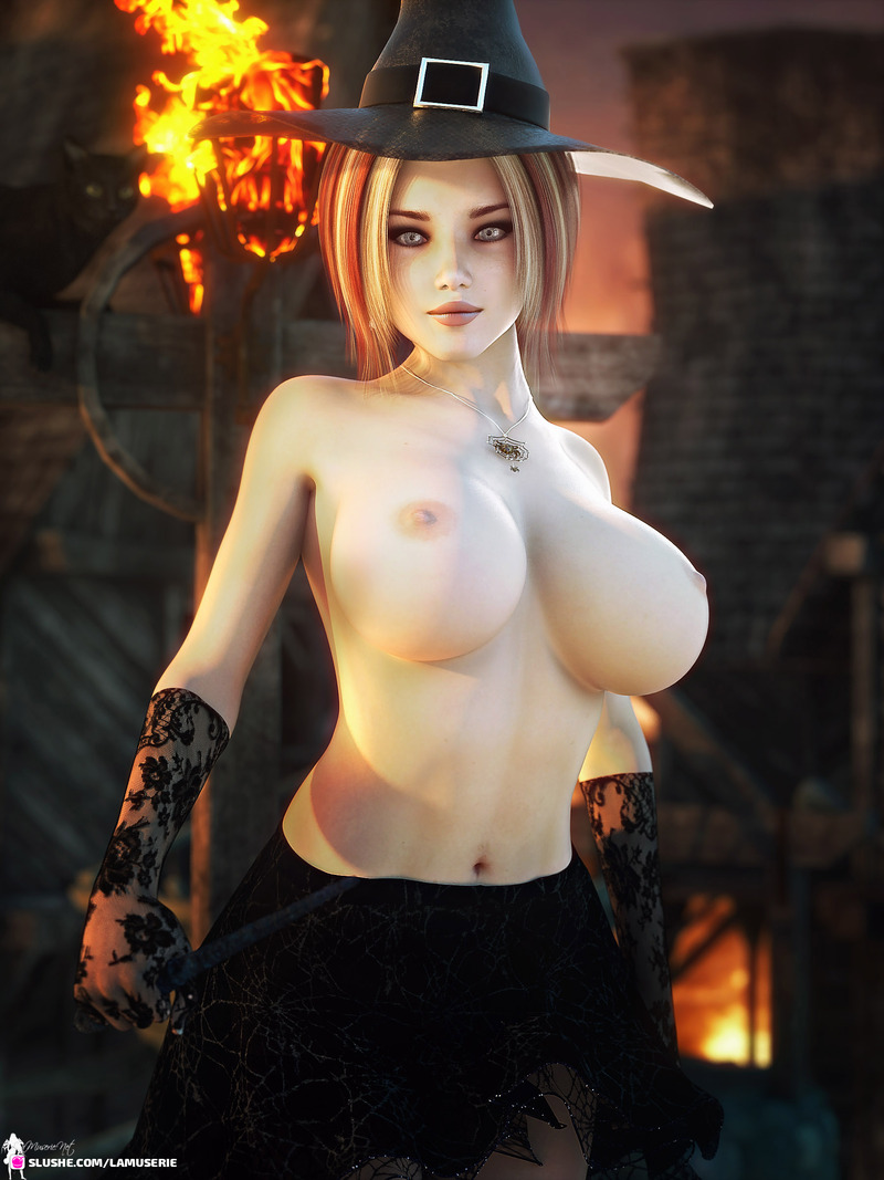 Hot Witch 7