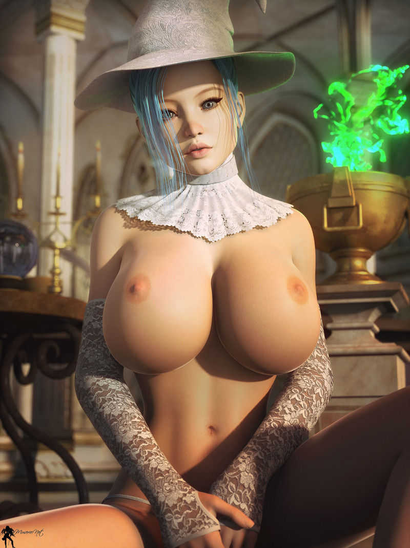 Hot Witch 8
