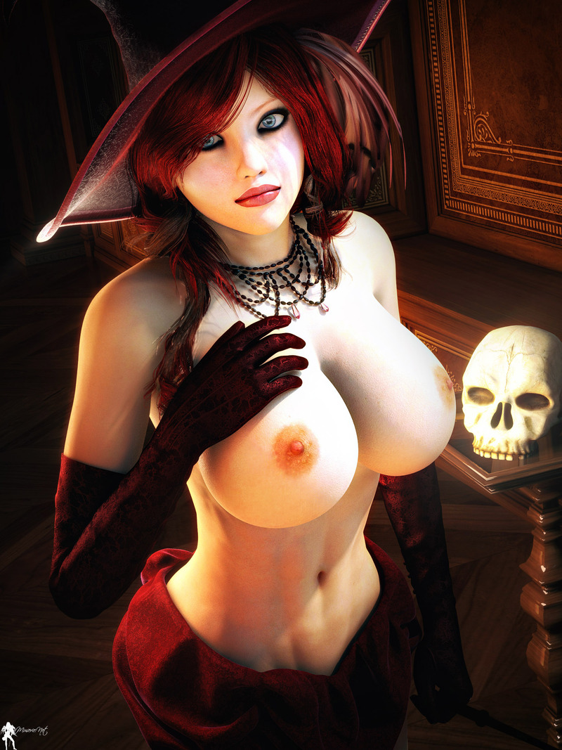 Hot Witch 9