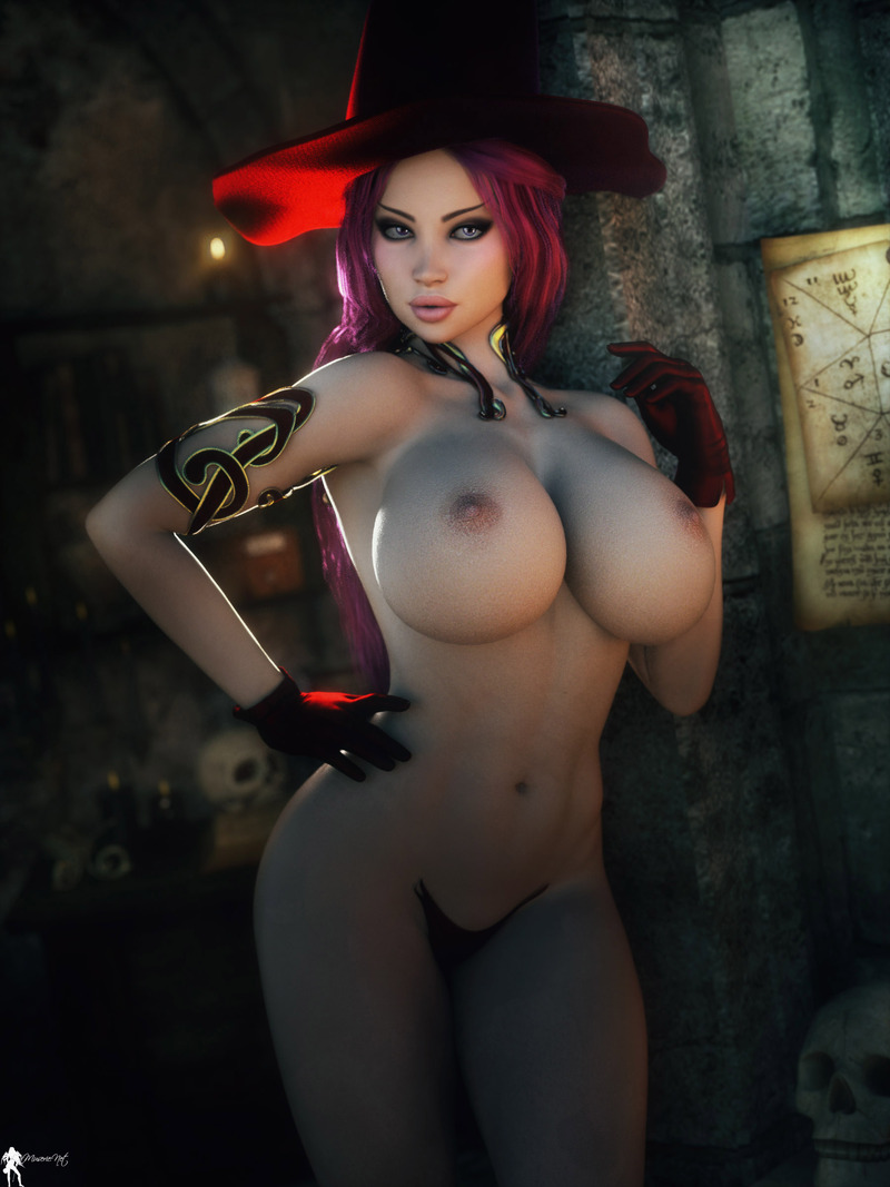 Hot Witch 16