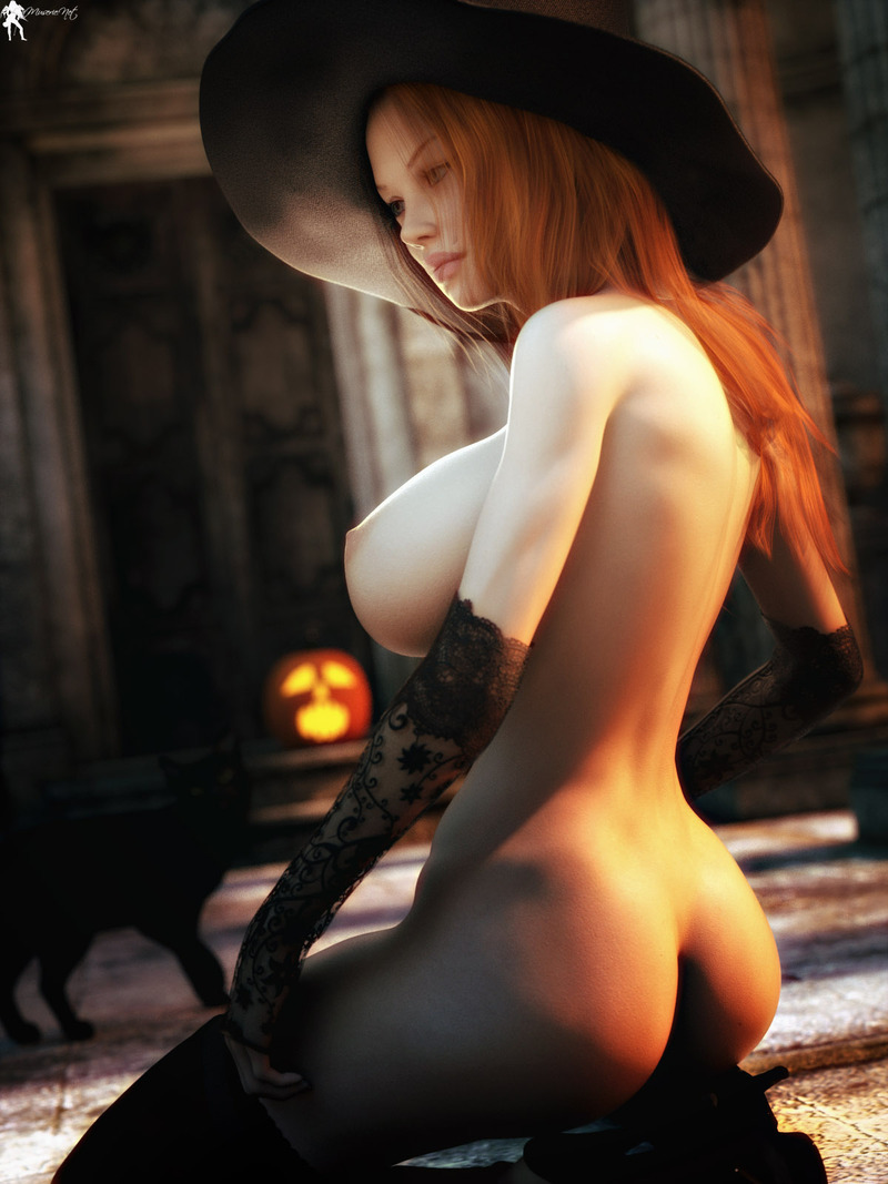 Hot Witch 24