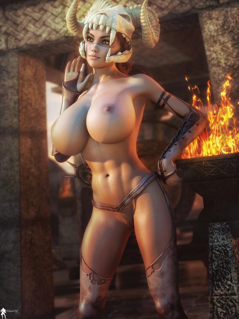 Nude Sauvage 2