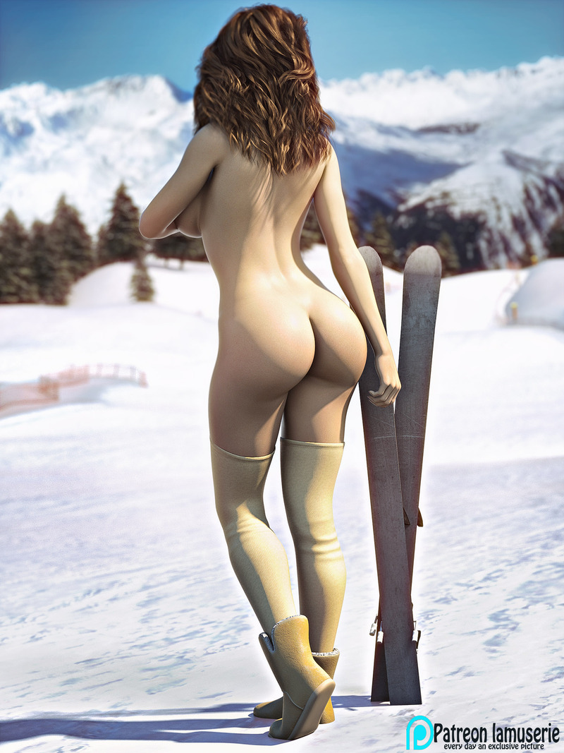 Skin and Snow 1