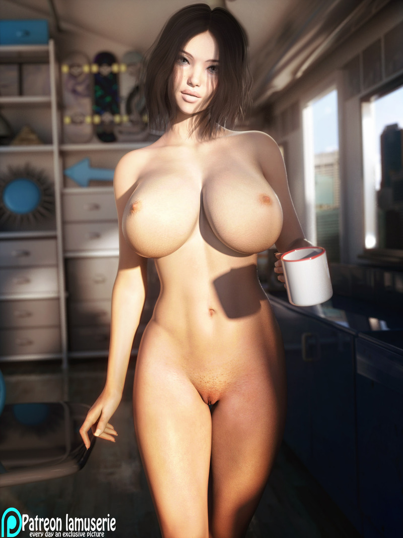 Nude Coffe Time 1