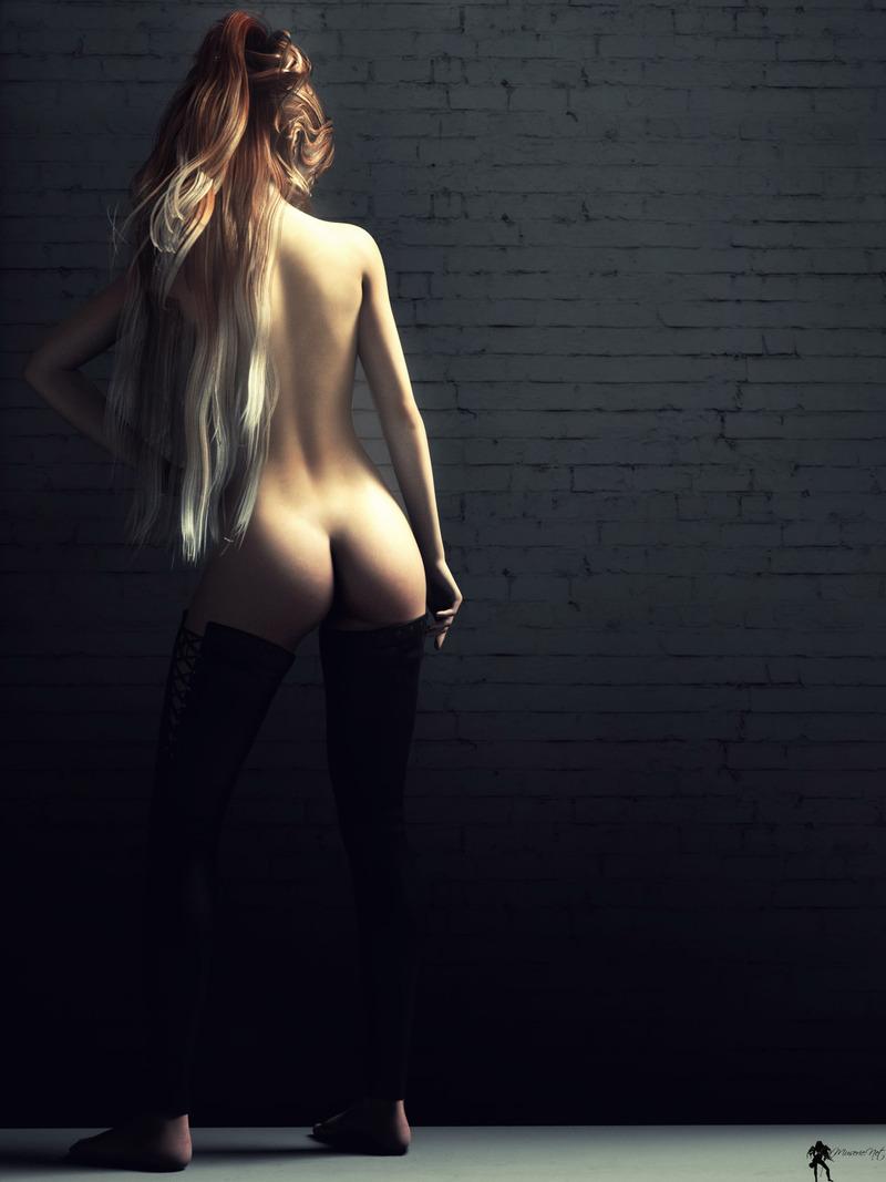 Nude Wall 1