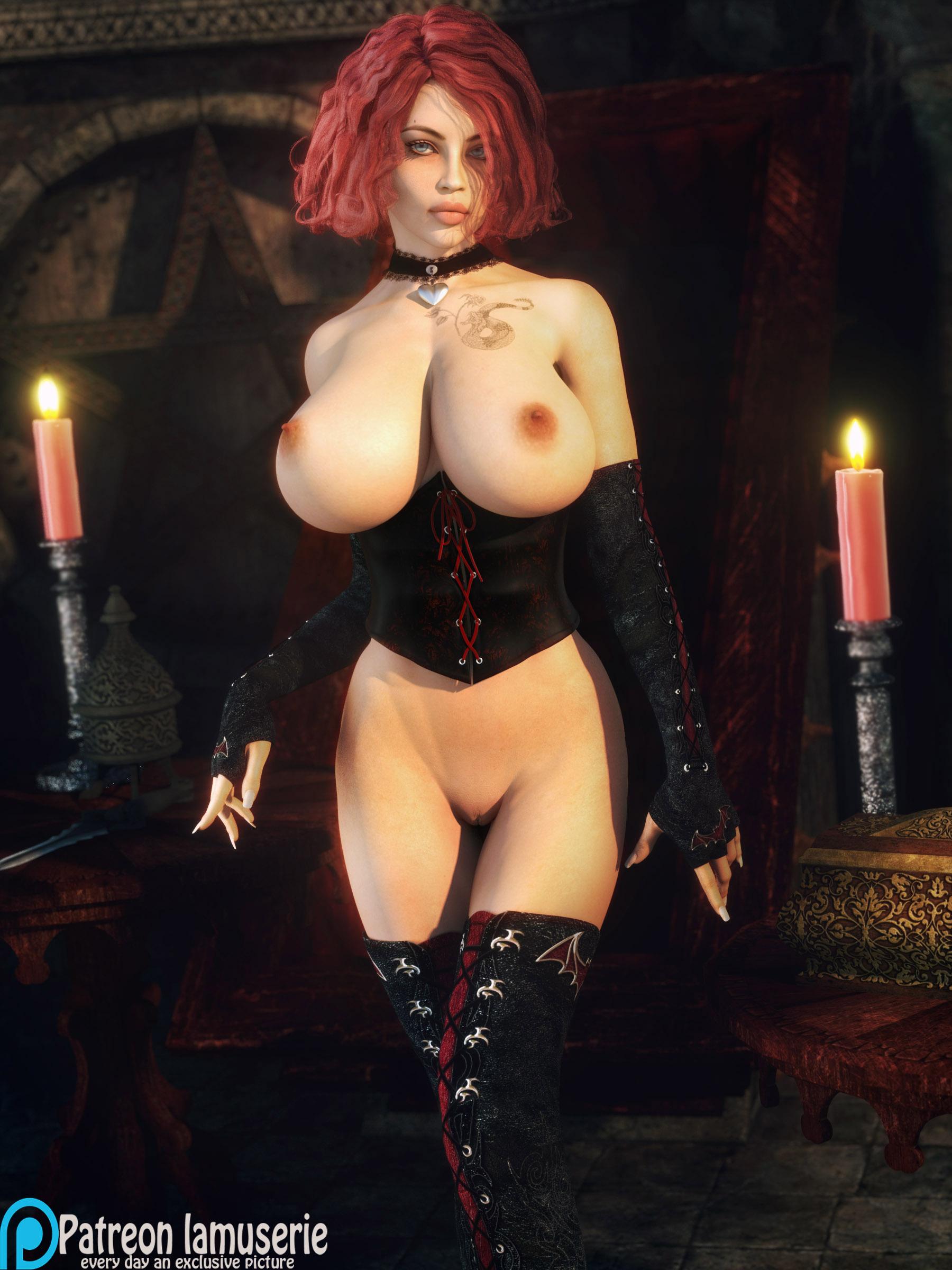 Nude Soeur de Sang 5