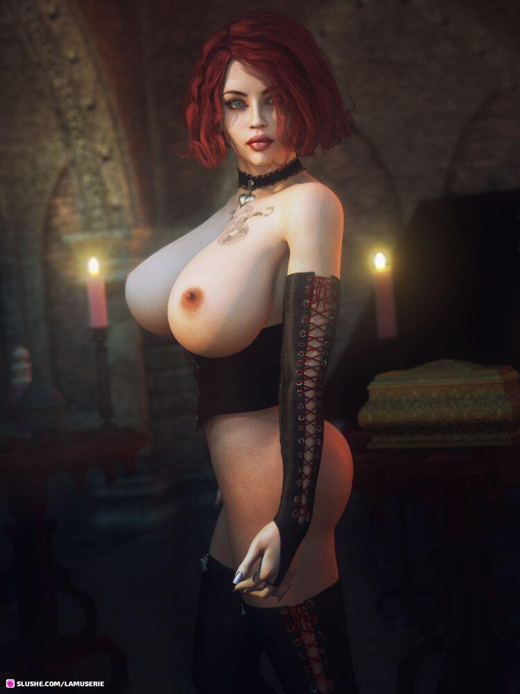 Nude Soeur de Sang 7