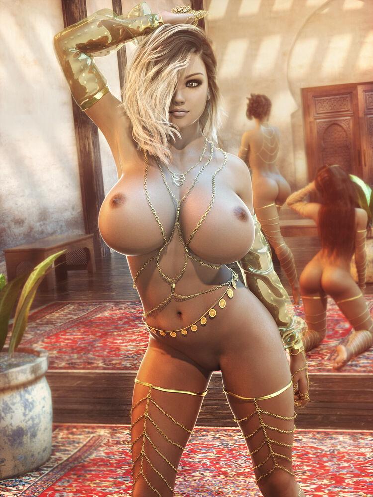 Nude Harem 8