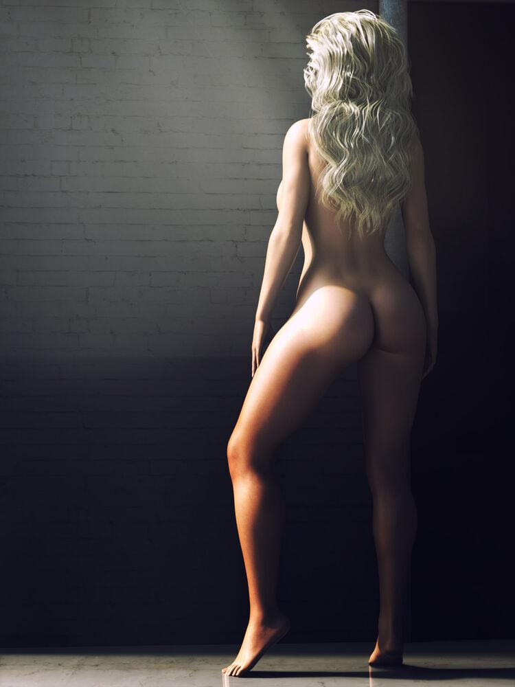 Nude Wall 3