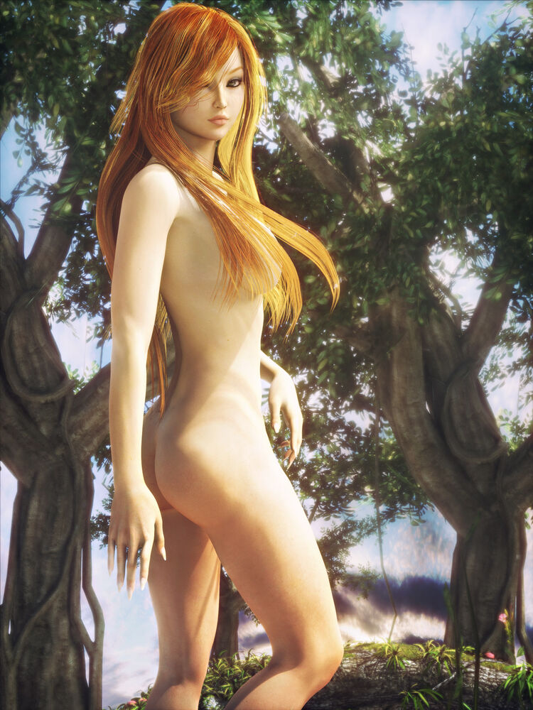 Nude Redhead Passion 18