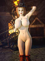 Nude Witch 44