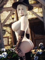 Nude Witch 45