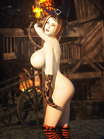 Nude Witch 48