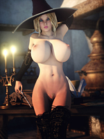 Nude Witch 49