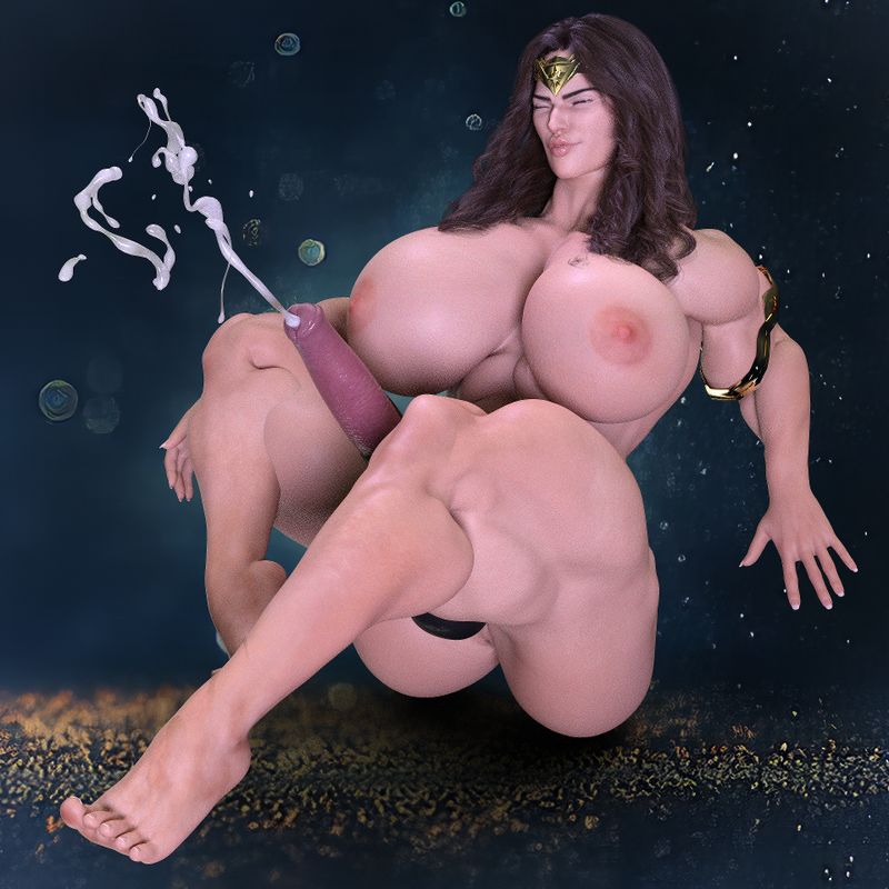 Wonder Woman Futa