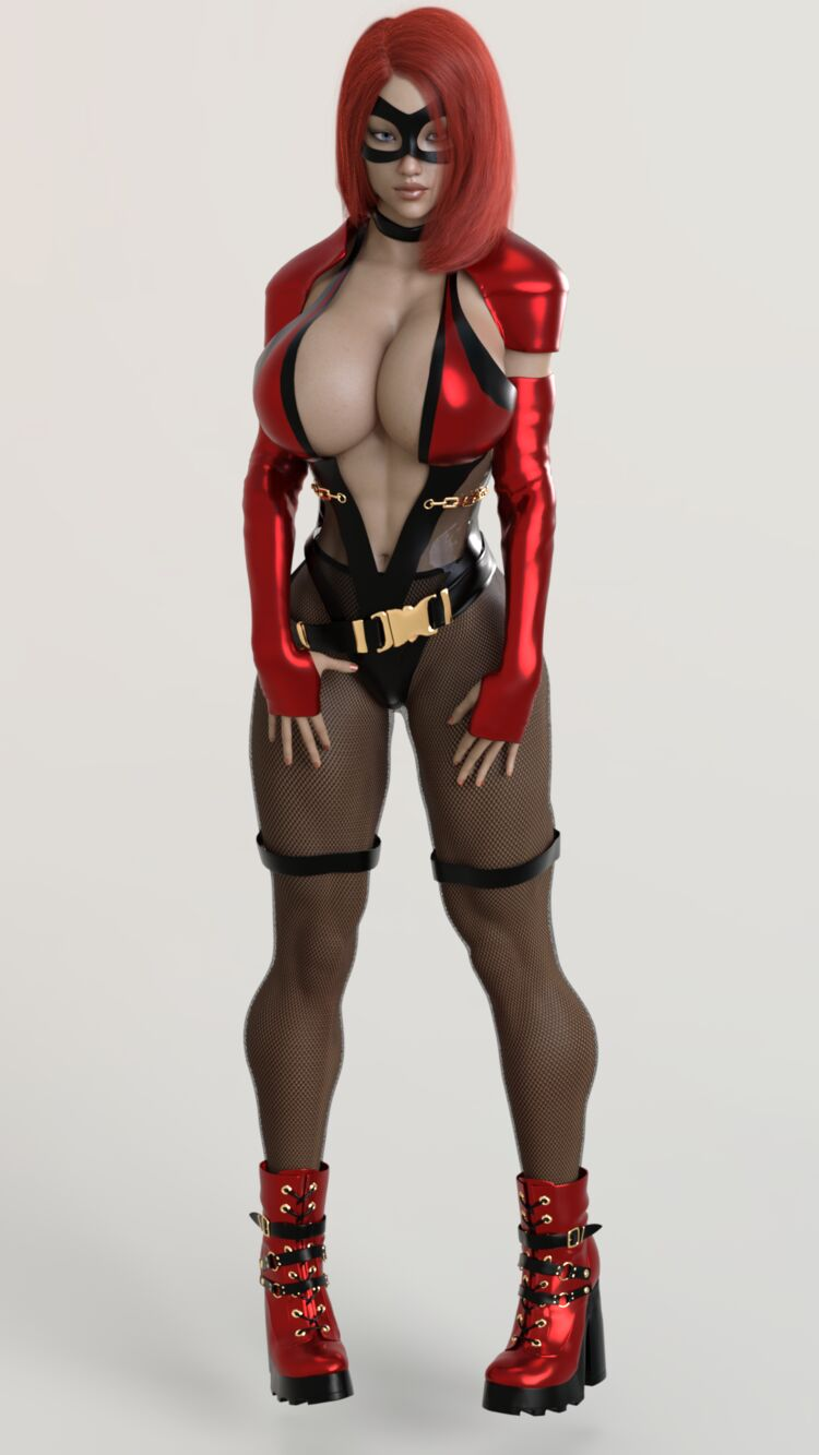 Fury - Superheroine - 001