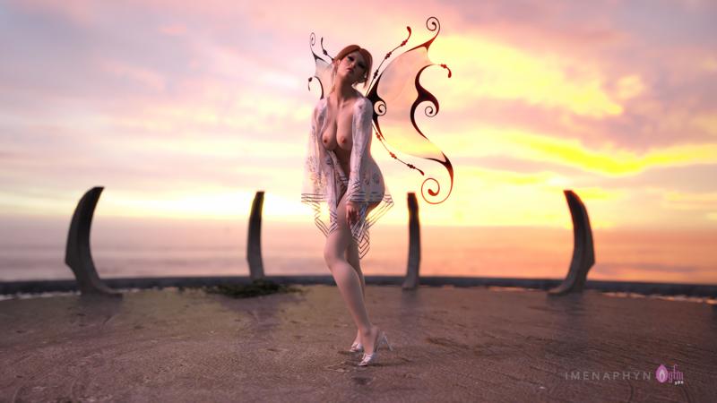 Imenaphyn: The Angelic Fairy