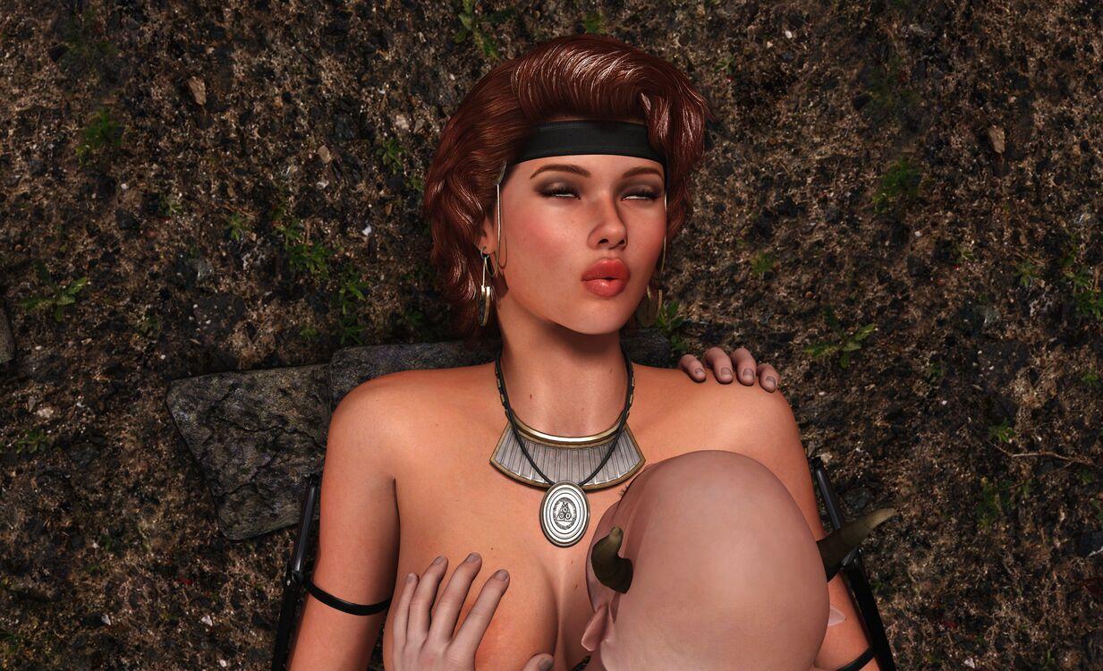 Natasha the Paladin: Grakkus the Satyr (2)