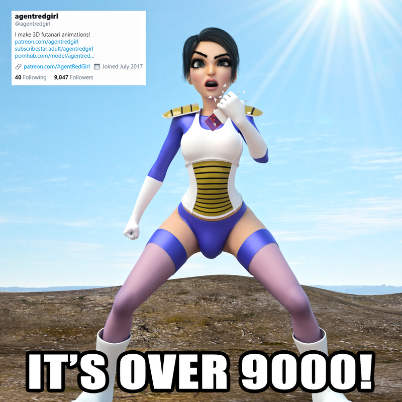 ITS OVER 9000!!!!!