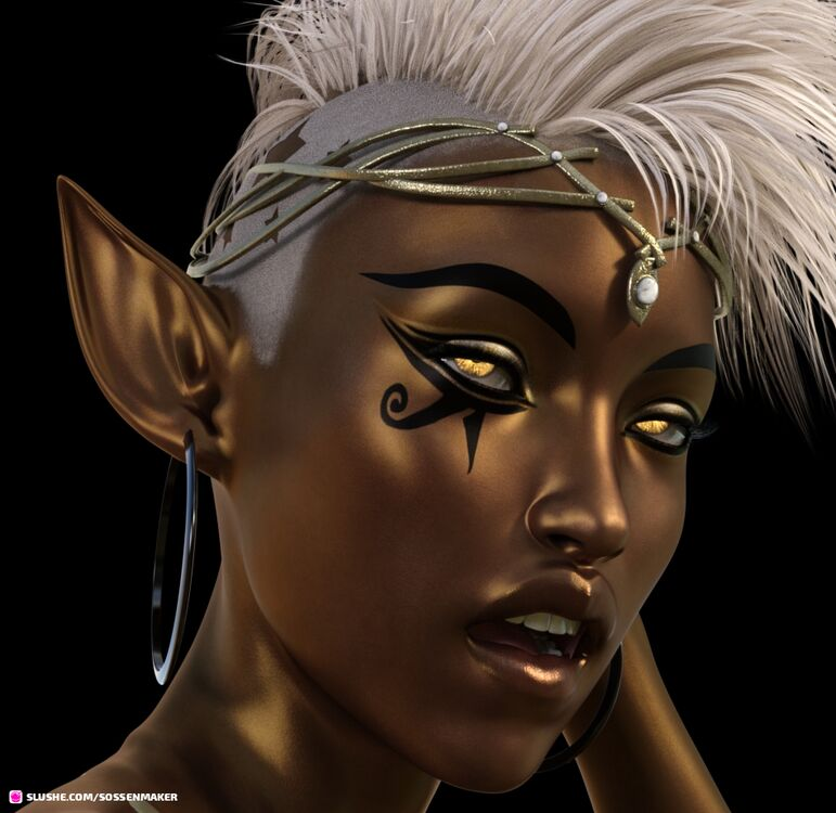 Dark Elfe